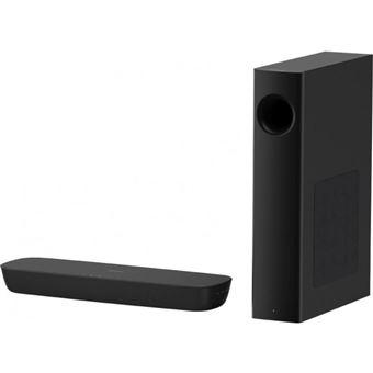 Panasonic SC-HTB250EGK Com fios e sem fios 2.1canais 120W Preto coluna soundbar