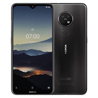 Smartphone Nokia 7.2 6GB 128GB Carvão