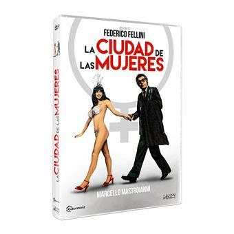 La città delle donne (1978) / La ciudad de las mujeres (DVD)