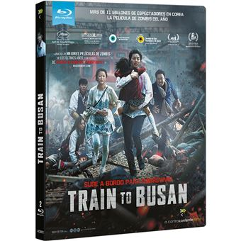 Busanhaeng / Train To Busan (2Blu-ray)