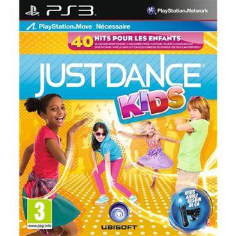 Just Dance Kids PS3