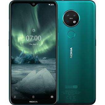 Smartphone Nokia 7.2 128GB Verde