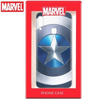 Capa COOL para Samsung A405 Galaxy A40 Marvel Capitán América