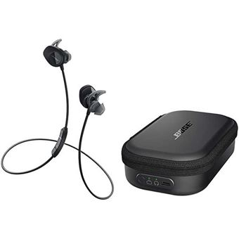 Auricular Bose SoundSport Wireless Bundle Wireless Preto