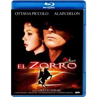 El zorro / Zorro (Blu-ray)