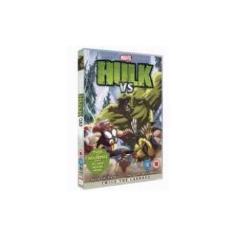 Hulk VS Wolverine - Hulk VS Thor