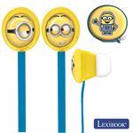 Auriculares Lexibook com Fios Mic Minions