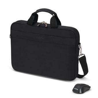 """mala para portáteis Dicota D31685  39.6 cm (15.6"""") Briefcase Black Preto"""