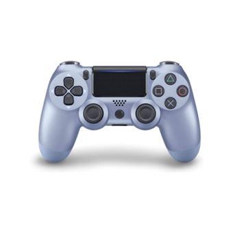 Comando Kalele York Doubleshock 4.0 V2 (PS4 - Azul Titânio)