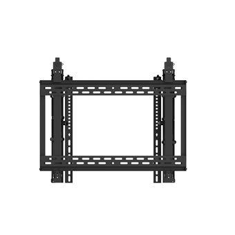 """Vision VFM-VW6X4 suporte de parede de ecrãs planos 177,8 cm (70"""") Preto"""