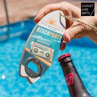 Abre-Garrafas BigBuy Sommelier Surf Gadget and Gifts