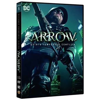 Arrow Temporada 5 (5DVD)