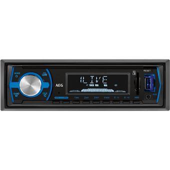 Auto-Rádio AEG USB/CR/Bluetooth, 4 x 40 PMPO AR 4030