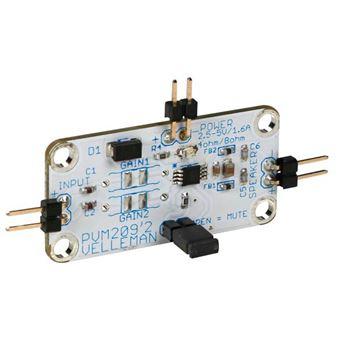 Amplificador de Áudio Velleman Classe D Mono 2.8 W