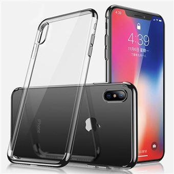 Capa Phonecare SlimArmor para iPhone X - Preto