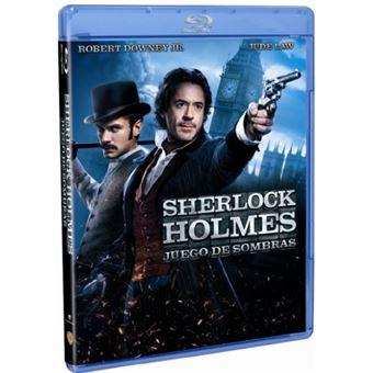 Sherlock Holmes: Juego De Sombras Blu-Ray Sherlock Holmes: A Game Of Shadows Sherlock Holmes 2