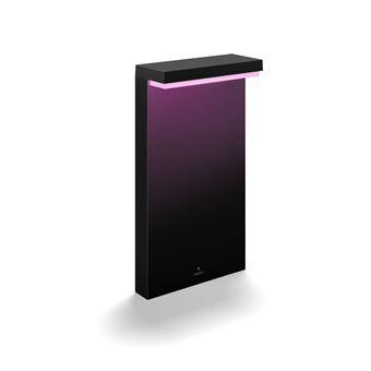 Iluminação inteligente philips ambiente branco e colorido hue 1745530p7 pedestal/haste de preto