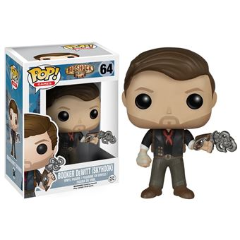 Funko Pop! Bioshock - Skyhook Booker Dewitt - 64