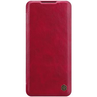 Capa Magunivers | PU com suporte para cartão Vermelho para Xiaomi Mi CC9 Pro/Mi Note 10/Mi Note 10 Pro