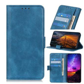 Capa Magunivers | PU + TPU com apoio Azul para Xiaomi Mi Note 10/Mi CC9 Pro