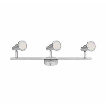 Osram 4052899393783 ponto de iluminação Cinzento, Inox Rail lighting spot Adequado para uso externo GU10 9 W
