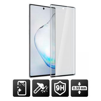 Protetor de Ecrã de Vidro Temperado Akashi para Samsung Galaxy Note 10 Plus Biselado