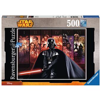 Puzzle Ravensburguer Star Wars Saga 500 Peças