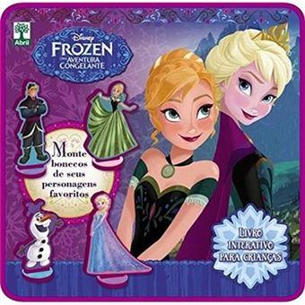 Disney Frozen. Figuras