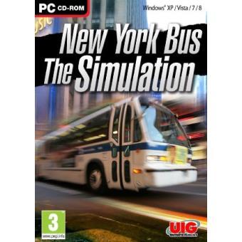 New York Bus Simulator (PC CD)