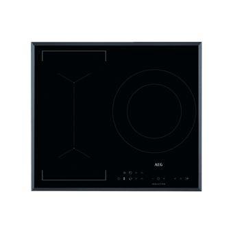 Placa de Cozinha Encastrável AEG IKB63341FB Preto