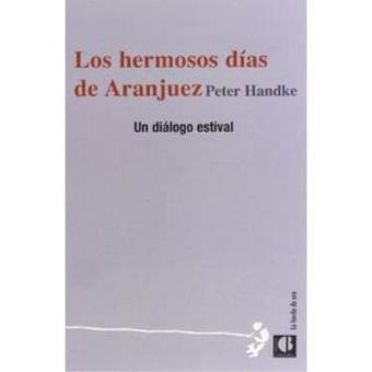 HERMOSOS DIAS DE ARANJUEZ
