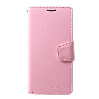 Capa Magunivers PU diário de sonata rosa para Samsung Galaxy S10