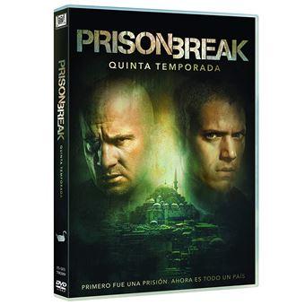 Prison Break Temporada 5 (6DVD)