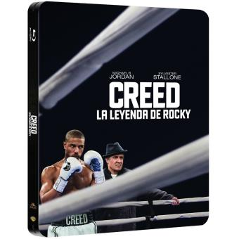 Creed, La Leyenda de Rocky Ed. Metalica / Creed (Blu-ray)