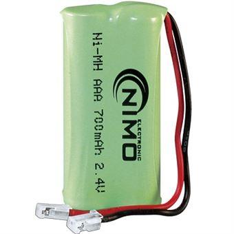 Pack Baterias Ni-Mh Mgr 2.4V Aaa Rc03 X2