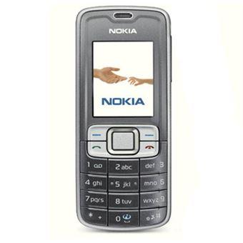 """Nokia 3109 classic 4,57 cm (1.8"""") 89 g Cinzento"""