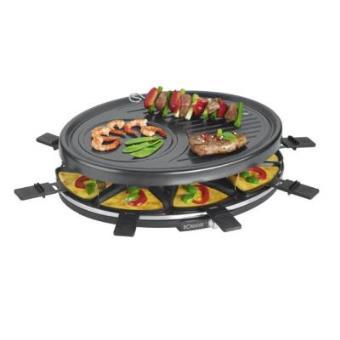 Raclette Bomann RG 2247 CB  - Preto
