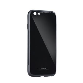 Capa Glass Forcell para Huawei P20 Lite Preta