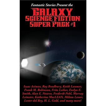 Fantastic Stories Present The Galaxy Science Fiction Super Pack