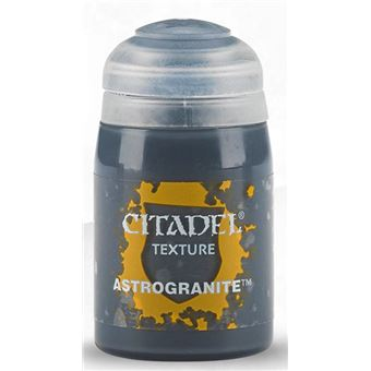 Games Workshop Texture Astrogranite tinta acrílica Frasco 24 ml