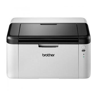 Impressora Laser Monocromática Brother HL-1210W WIFI 32 MB 2400 x 600 DPI Branco