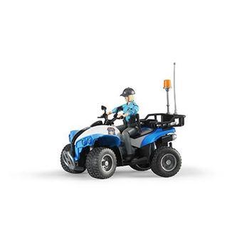 Figura de Brincar e Acessórios Polícia e Carro Polícia Bruder
