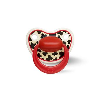 Chupeta bibi Nuggi Dental Silikon 0 - 6 Mt. Silicone