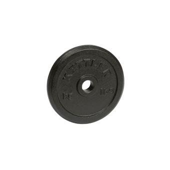 Disco de Musculação Kettler 07371-710 Preto