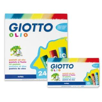 Barras Pastel a Óleo Giotto Olio
