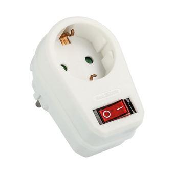 Adaptador de Rede Mgr 16A 250Vac com Interruptor Mel045