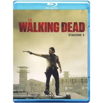 20th Century Fox The Walking Dead - Stagione 3 Blu-ray 2D Inglês, Italiano Edição comum