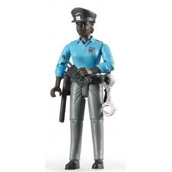 Figura de Brincar e Acessórios Polícia Bruder
