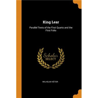 king Lear Paperback -