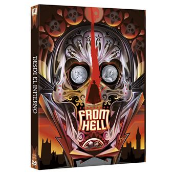 From Hell / Desde el infierno (DVD)